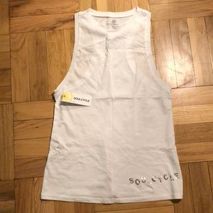 NWT SoulCycle High-Neck Tank